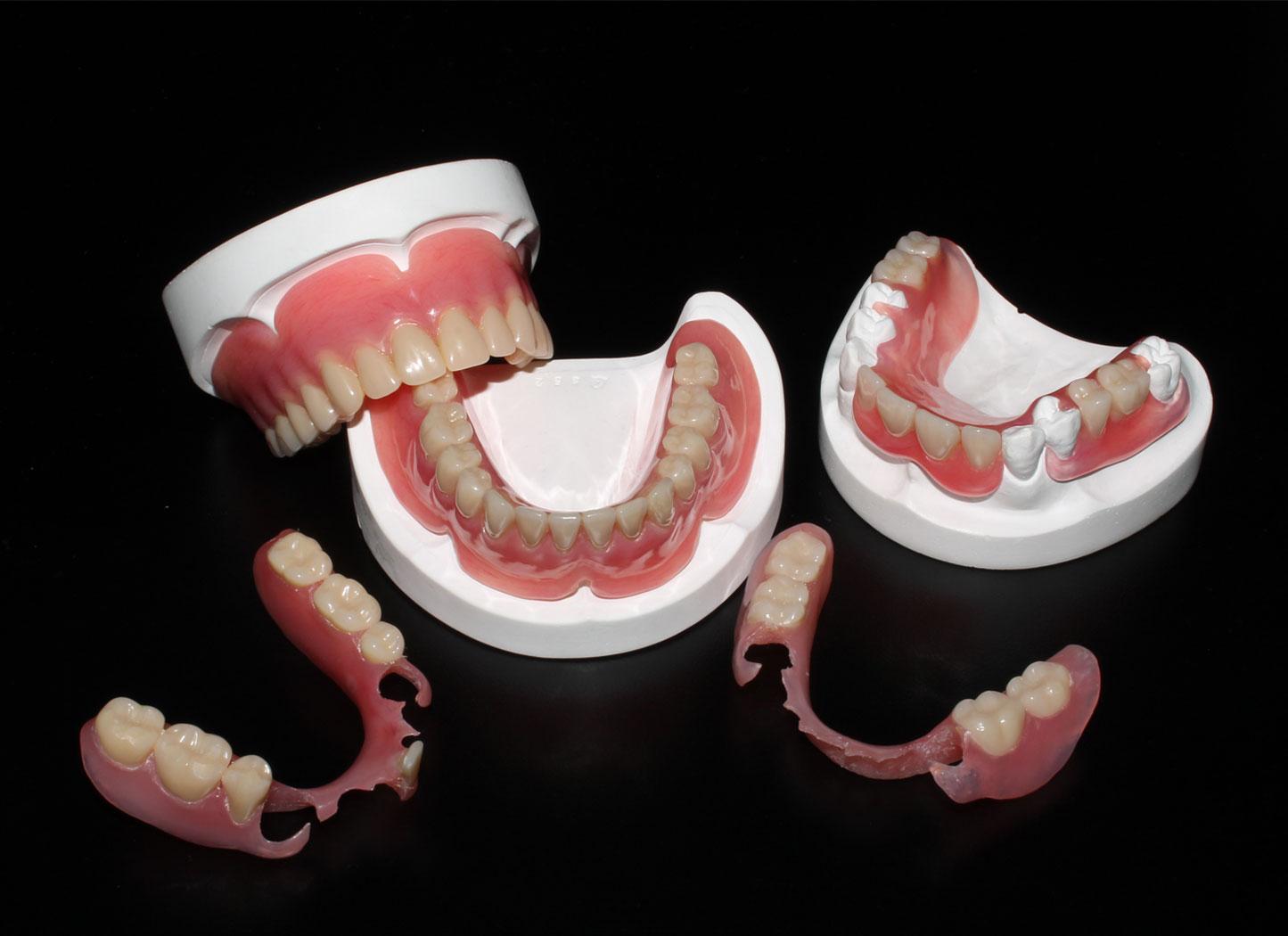 Denture Processing